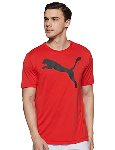 PUMA Active Big Logo tee Camiseta