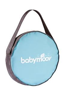 Das Babymoov Babyni Pop-Up Reisebett in der praktischen Reisetasche