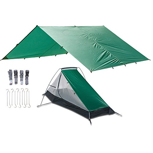 aqua-quest-west-coast-combo-camping-system-100-waterproof-green