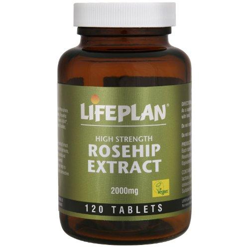 Lifeplan Rosehip 2000mg 60 Compresse