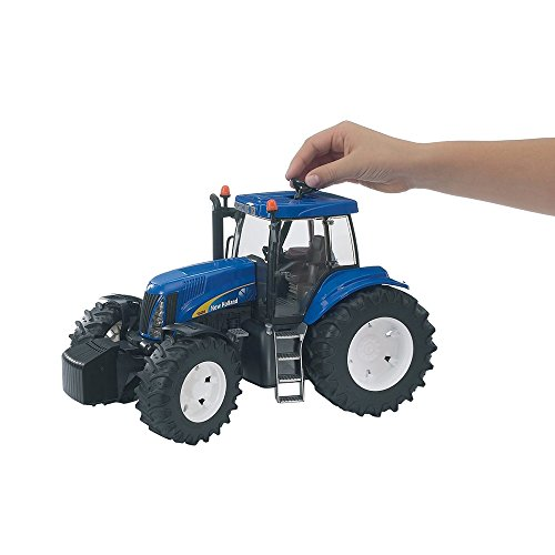 Image of Bruder 03020 New Holland TG285 Tractor