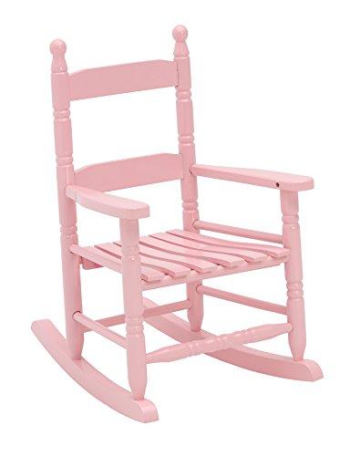 Jack Post Möbel (Jack Post Knollwood Kinder Schaukelstuhl Finish: Pink)