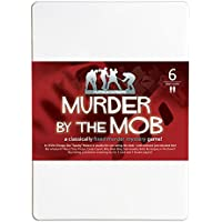 Murder by the Mob 6 Player Murder Mystery Dinner Party Game