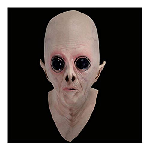 Kostüm Weiblich Alien - T682541 Halloween Horror Maske Scary Alien Maske Verrückte Requisiten Cosplay Kostüme