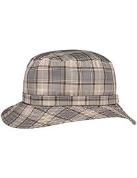 Lierys Cappello da Pioggia a Quadri Donna Outdoor Pescatore 15583344c6ec