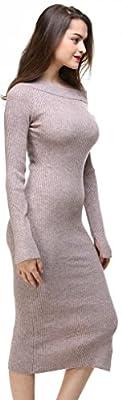 Pullover - Vestido de Punto
