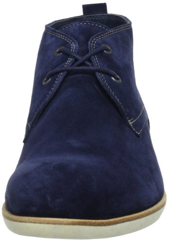 Think! 80660, Boots homme Bleu (Water/Kombi 86)