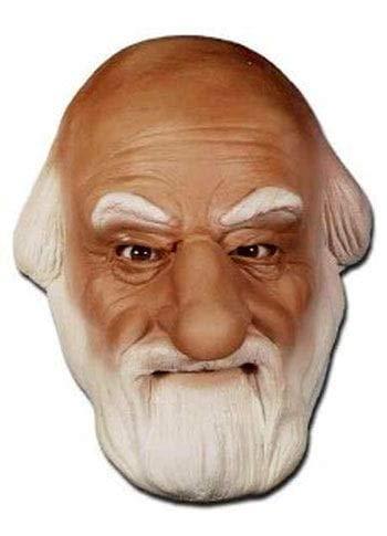 Weihnachtsmann Maske aus ()
