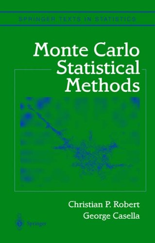 Monte Carlo Statistical Methods (Springer Texts in Statistics)