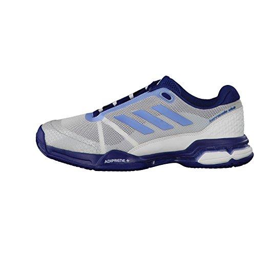 Adidas Barricade Club Chaussure De Tennis - SS17 blanc/bleu