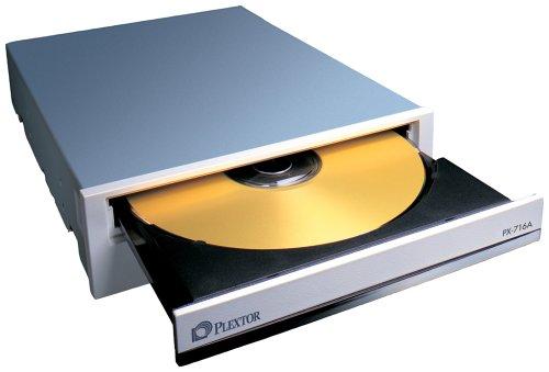 Plextor PX-716A/T3 DVD+R 16x8x, -R 16x4x, Double Layer +R 4x interner DVD-Brenner (Retail)