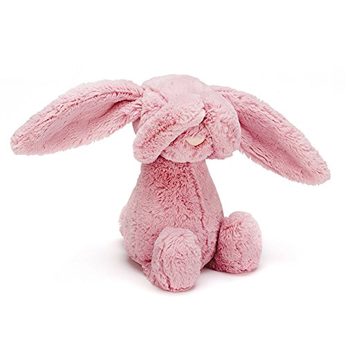 Image of Jellycat Pink Soft Bunny Toy