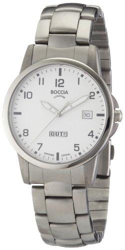 Boccia Herren-Armbanduhr Titan 3625-03
