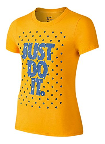 Nike JDI Shadow Dot TD Tee YTH – T-shirt pour fille