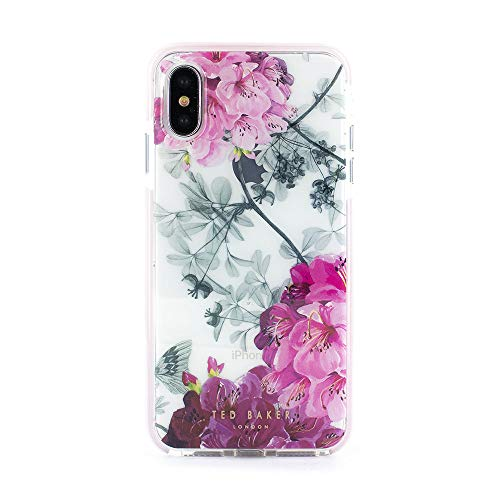 83e73e197d4 Ted Baker 886075064839 Fashion Scratch Resistant Anti Shock Case for iPhone  X/XS