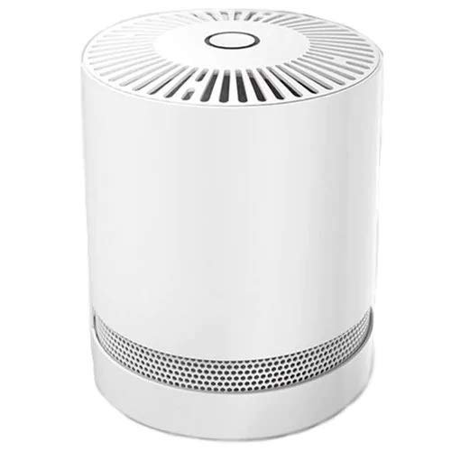 JUN Deodorante PM2.5 Purificatore d'Aria, Generatore di Ioni Positivi E Negativi Oltre alla Macchina per Aromaterapia alla Formaldeide Che Respira più Purificatore d'Aria per Polveri Domestich
