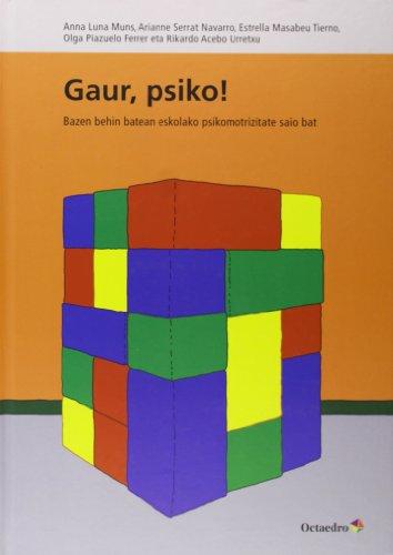 Gaur Psiko (Octaedro Euskera)
