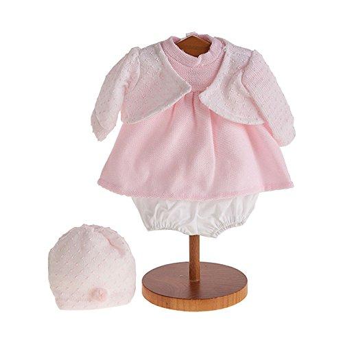 Muñecas Antonio Juan Trajes para muñecas de 42 cm Selección de ropa y vestidos surtidos para las muñecas de la marca