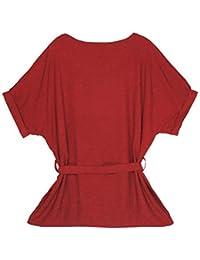 Con Camisas 2xl Blusas Cinturon es Y Amazon Camisetas Ufw1pxqgR