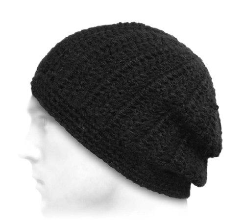 BMC Headwear - Bonnet - 3 Coloris - Homme ou Femme The Vapor - Noir