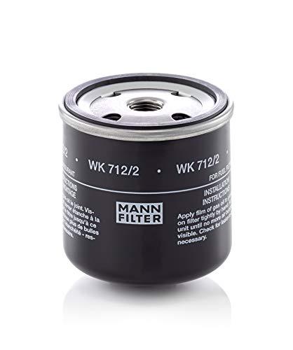 Original MANN-FILTER Kraftstofffilter WK 712/2 - Für Nutzfahrzeuge