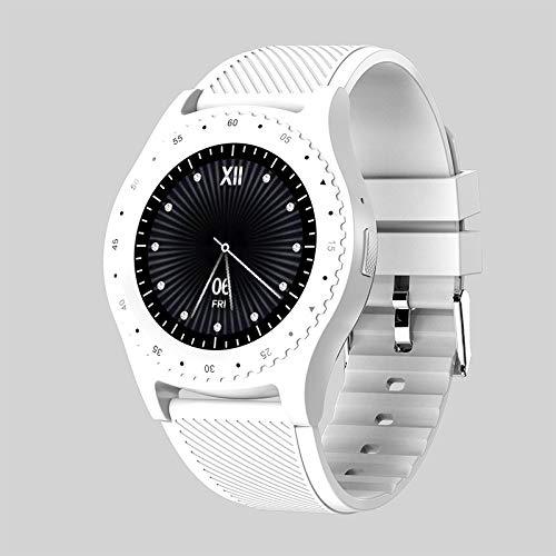 YOUNICER Smart Watch Bluetooth Sportuhr mit Schrittzähler Aktivität Fitness Tracker mit Kamera Musik Schlaf Monitor wasserdicht für Frauen Männer -