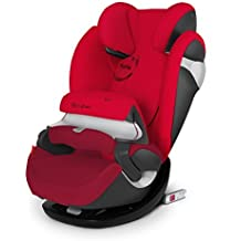 CYBEX Pallas M-fix Car Seat (Mars Red/Red) by Cybex