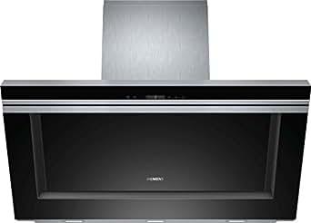 Siemens LC91KB672 hotte - hottes (Mural, Conduit / Recirculation, A, LED, Noir, toucher)