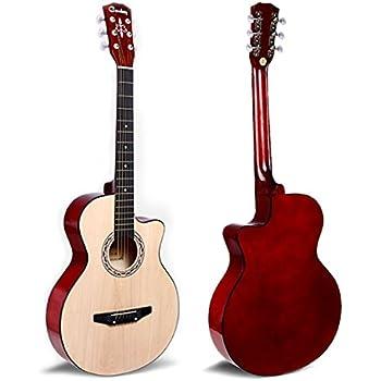 armadio noce - chitarra classica acustica 3/4 taglia 38
