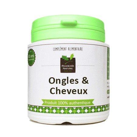 Ongles et cheveux1000 gélules gélatine végétale