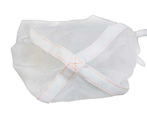 The Extract Bag 19 Liter - Fein-Filterbeutel zum Extrahieren von Hopfen, Kräuter, Obst oder Holz - Mazeration - Joghurtherstellung Heimbrauen Hobbybrauerei Käserei