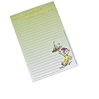 Dr. Seuss Green Eggs & Ham Notepad by adventure's bag preisvergleich bei billige-tabletten.eu