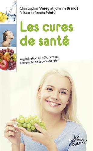 Les cures de santé : Régénération et détoxication : l'exemple de la cure de raisin