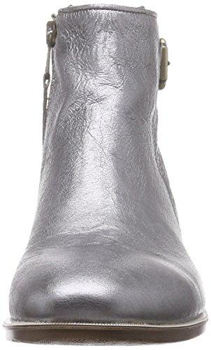 Mjus 166211-0201-6101, Bottines sans doublure intérieure femme Argent - Silber (Argento)