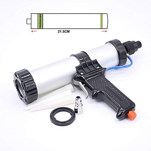 Hohe Qualität 310 ml Pneumatische Kartuschenpistole Glas Klebepistole Air Rubber Gun Werkzeug