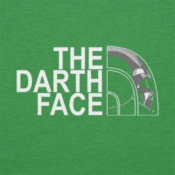Texlab–Dark Side Face–sacchetto di stoffa Verde