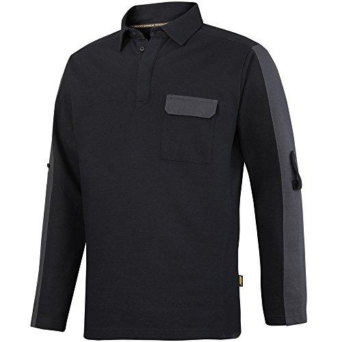 snickers-workwear-allroundwork-camiseta-de-rugby-1-pieza-m-negro-26070458005