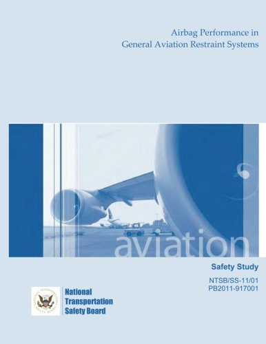 Safety Study: Airbag Performance in General Aviation Restraint Systems