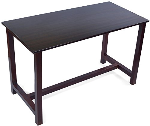 Mubell Rayon Study Table (Walnut), 4 ft x 2 ft Top, polish with DUCO paint and Additional Top Coat of Melamine Glossy Finish