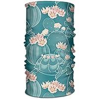 Miedhki Macaroons Colorati Copricapo Fasce Larghe Fasce Elastiche Sciarpa a  Capo Design6 e6a06b5bcf0f