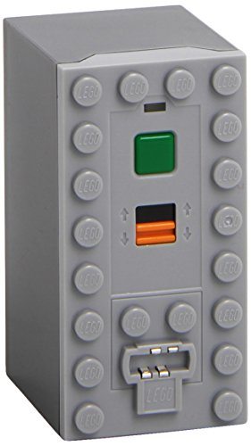LEGO 88000 Power Functions AAA Batteriebox, Grau