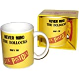 Sex Pistols Mug, Never Mind The Bollocks