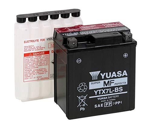 SUZUKI RV 125Van van-vl 125intruder-gz 125marauder-batterie YUASA ytx7lbs