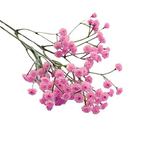 Dvhblxux Artificielle Faux Fleurs Feuille Floral De Mariage Décor Branch Fake Flowers Simulation Home Decor Fausse Fleur de cerisier