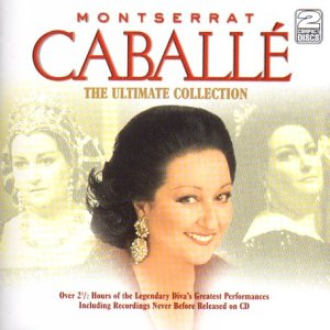 The Ultimate Montserrat Caball [Import anglais]