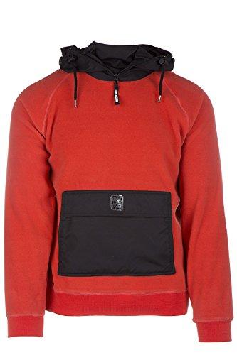 Love Moschino felpa con cappuccio uomo rosso EU M (UK 38) M648380M3676O97