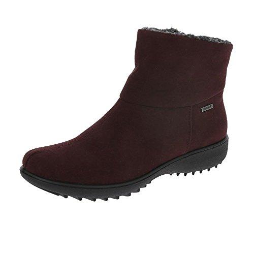 romika-nadja-101-botas-rojo-eu40-rojo