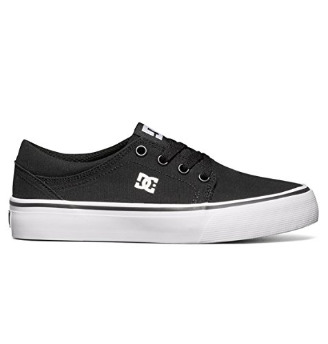 DC Shoes Trase Tx, Jungen Sneaker Black/White