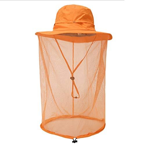 nhut Abdeckung Gesicht Schnelltrocknender Hut Sport Hut Angeln Hut Bergsteigen Hut Visier Wandern Hut Strand Hut Faltbar (Color : H) ()