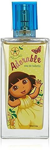 Dora Good Morning Für DAMEN durch Viacom International - 100 ml Eau de Toilette Spray